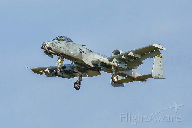 Fairchild-Republic Thunderbolt 2 (AFR80177)