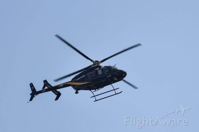 Bell 407 (XC-HDF) - Ciudad de México