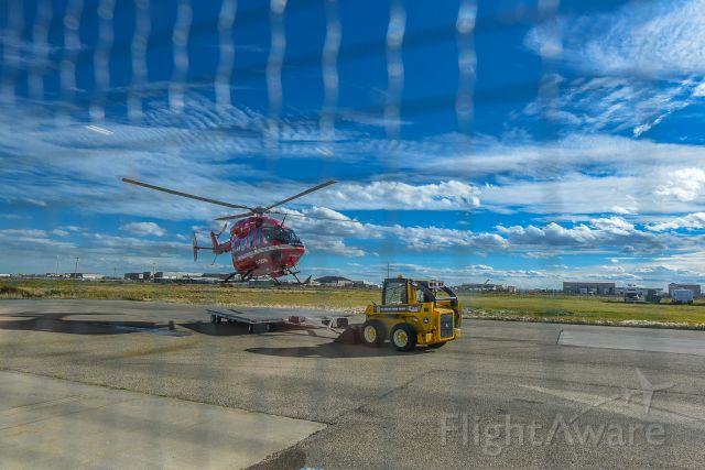 NUSANTARA NBK-117 (C-GCPH) - STARS Air Ambulance - Grande Prairie Base - 10 Year Anniversary