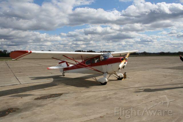 HINDUSTAN Pushpak (N9784E) - Bobs Aeronca Chief