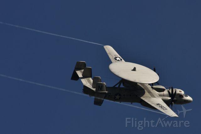 Grumman E-2 Hawkeye — - August 16, 2012