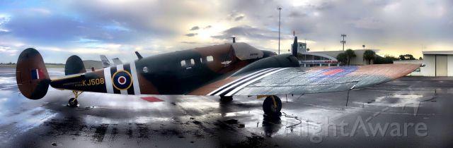 Beechcraft 18 (N70GA)