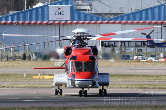 Sikorsky Helibus (G-WNSM) - 11th March 2020