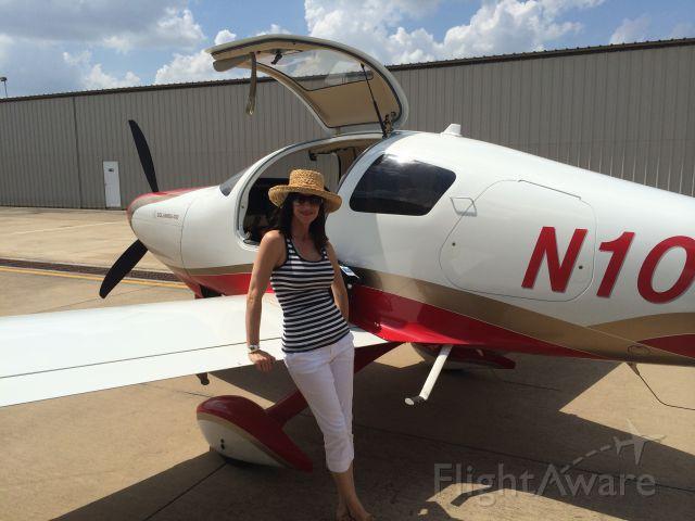 Cessna 400 (N10111)