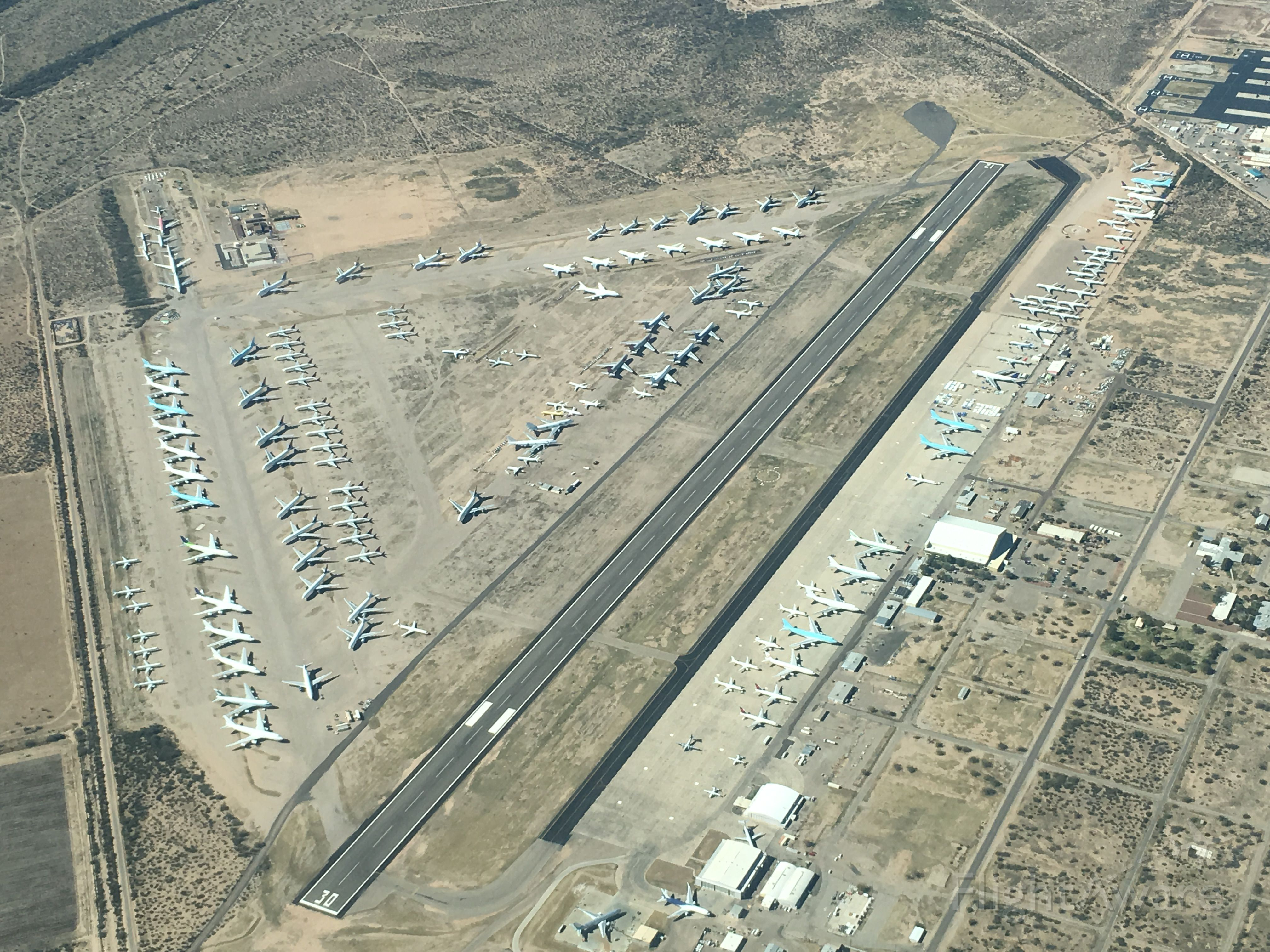 — — - Pinal Airpark - February 6, 2016