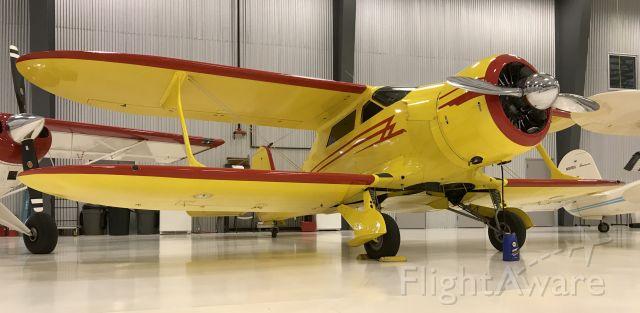Beechcraft Staggerwing (N1185V)