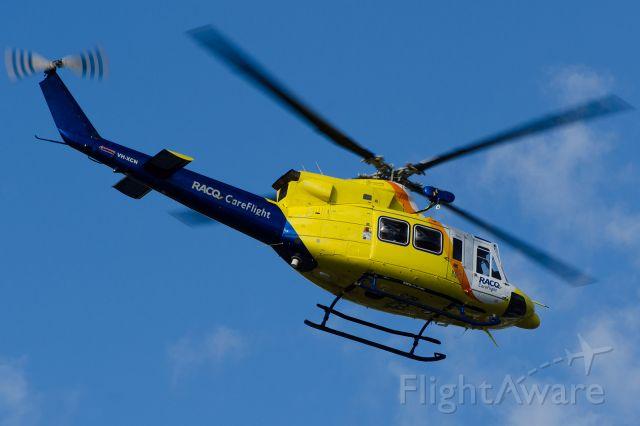Bell 412 (VH-XCN)