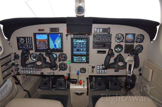Piper Malibu Mirage (N46CR)