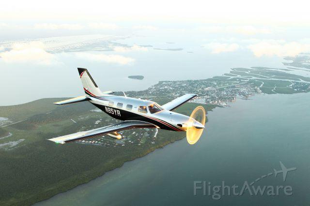 Piper Malibu Meridian (N85YR)