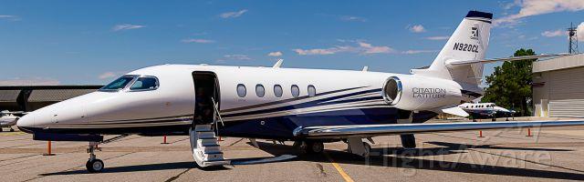 Cessna Citation Sovereign (N920CL) - US Aircraft Expo @ KAPA 7/13/18