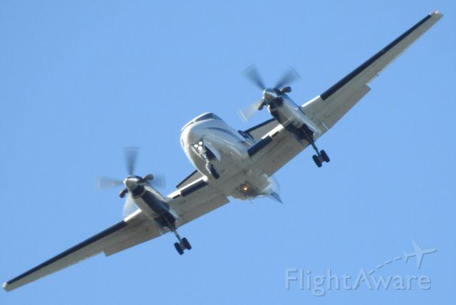Beechcraft Super King Air 200 (N123ML)