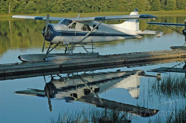 De Havilland Canada DHC-2 Mk1 Beaver (C-FZXD) - 1959 De Havilland DHC-2 Mk. I Beaver (1336) at Orillia/Lake St. John Water Aerodrome (CVN6) on September 17, 2019
