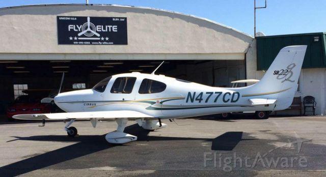 Cessna Skyhawk (N477CD) - N477CD at Fly ELITE