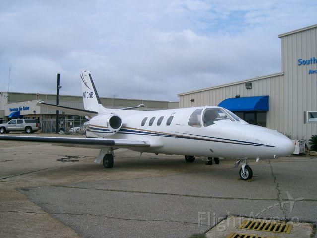 Cessna Citation 1SP (N70NB)