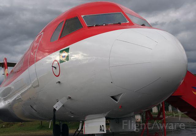 Fokker 100 —