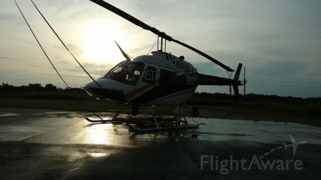 Bell JetRanger (N930BC)