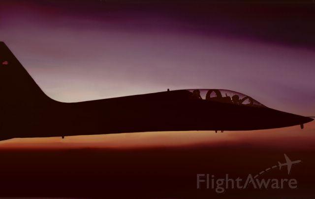 Northrop T-38 Talon (62-3656)