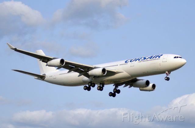 Airbus A340-300 (9H-SUN)