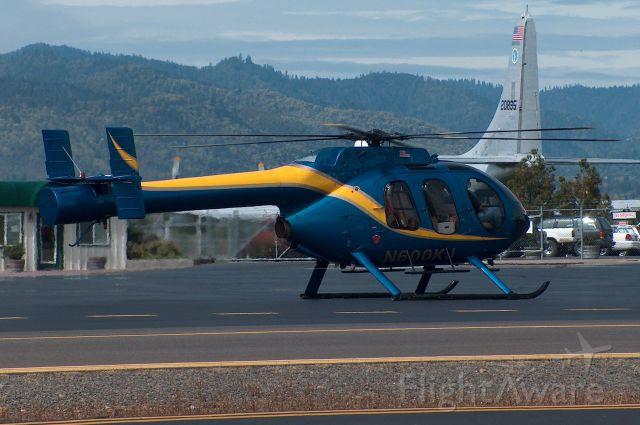 MD HELICOPTERS MD-600N (N600KJ)
