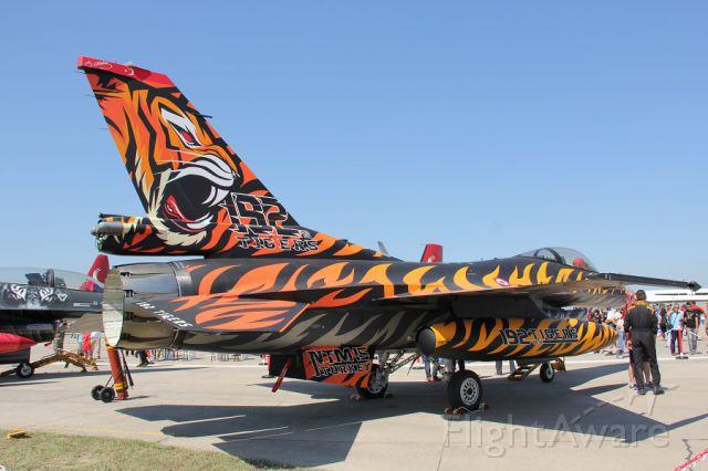 Lockheed F-16 Fighting Falcon — -  TIGERS 192 ND SQUADON TEAM TURKIYE