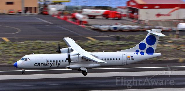 Aerospatiale ATR-42-300 (EC-IZO)
