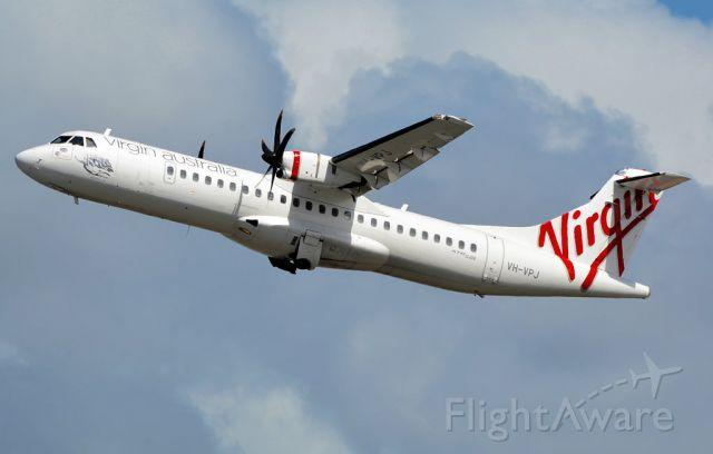 Aerospatiale ATR-72-600 (VH-VPJ)