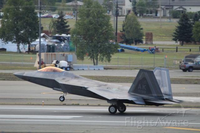 AXM133 — - Taken By Darin Dexheimer At Elmendorf Air Force Base Anchorage Alaska