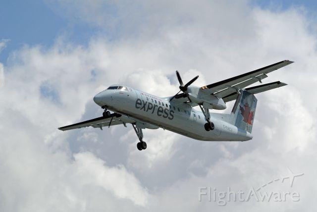 De Havilland Canada DHC-3 Otter (C-FACT)
