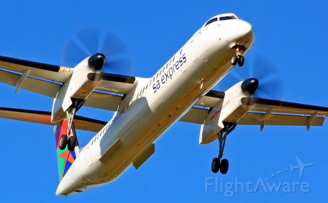 de Havilland Dash 8-100 (ZS-YBY)
