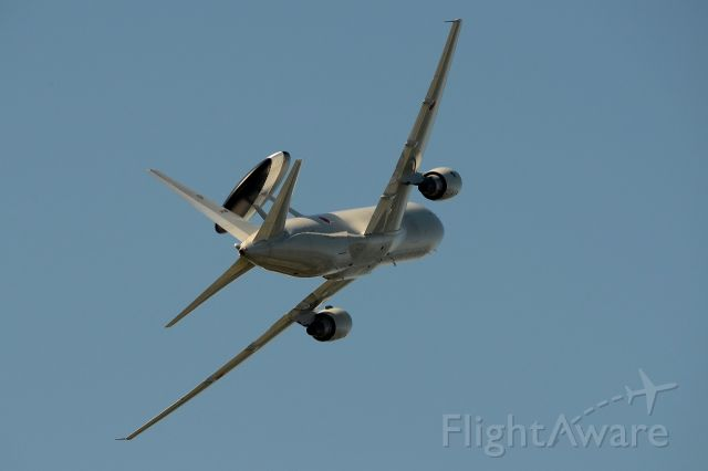 BOEING E-767 (64-3501)