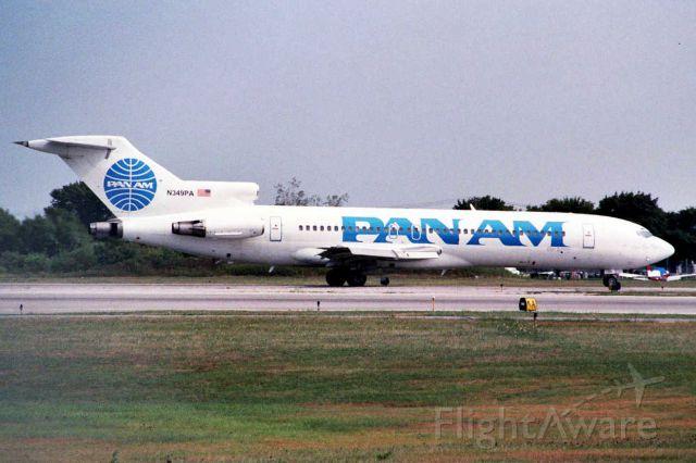 BOEING 727-200 (N349PA) - Landing on rwy 14 in Sep-05. Registration cancelled 15-Sep-09. Broken up at KPSM.