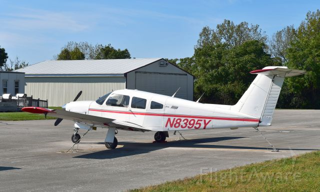 Piper Arrow 4 (N8395Y) - Piper PA-28RT-201 N8395Y in Xenia Greene County Airport
