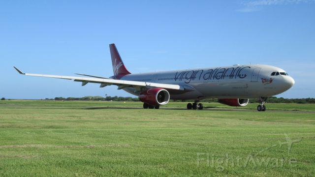 Airbus A330-300 (G-VSXY)