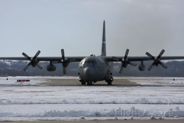 Lockheed C-130 Hercules (JETRACN) - 166TH AW DEL ANG