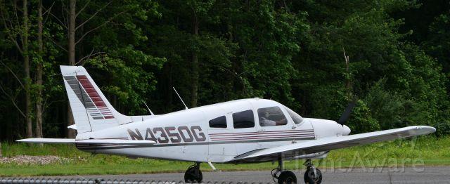 Piper Cherokee (N4350G)