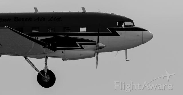 Douglas DC-3 (turbine) (C-FMKB)