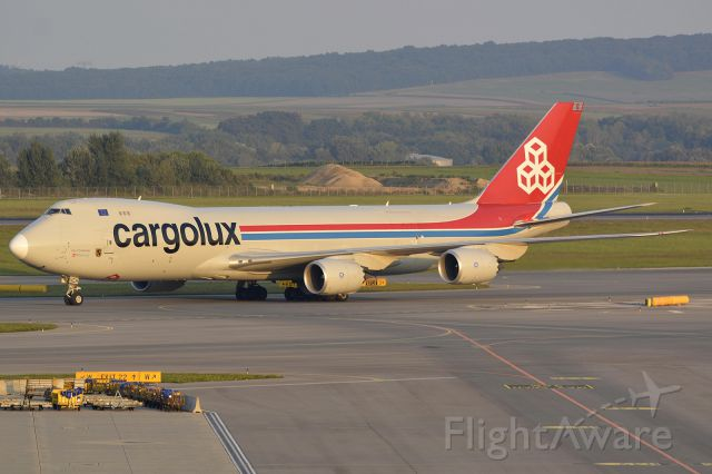 BOEING 747-8 (LX-VCH)