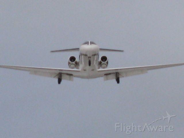 Cessna Citation CJ3 (N525EZ)