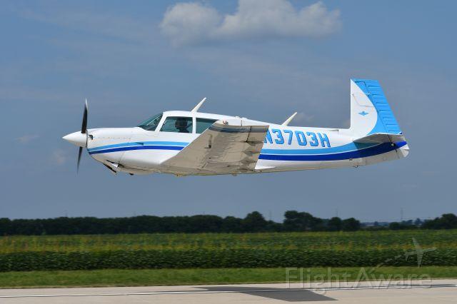 Mooney M-20 (N3703H)
