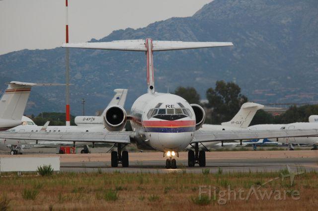 McDonnell Douglas MD-83 (EI-CRE)