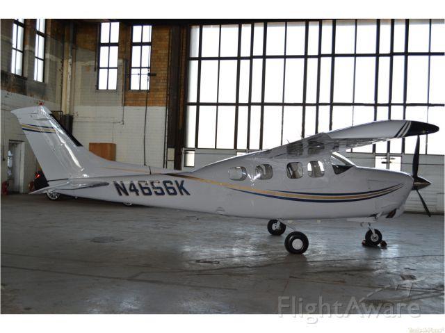 Cessna P210 Pressurized Centurion (N4656K) - Great looking P210!