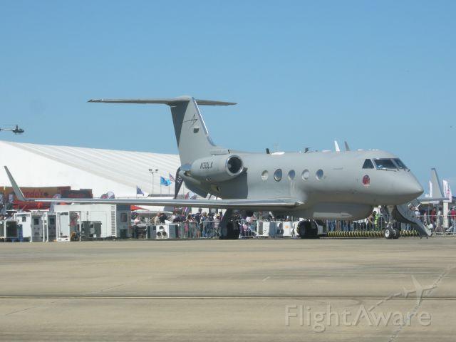 Gulfstream Aerospace Gulfstream 3 (N30LX)