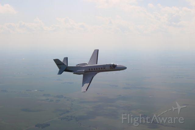 Cessna Citation V (N910TR)