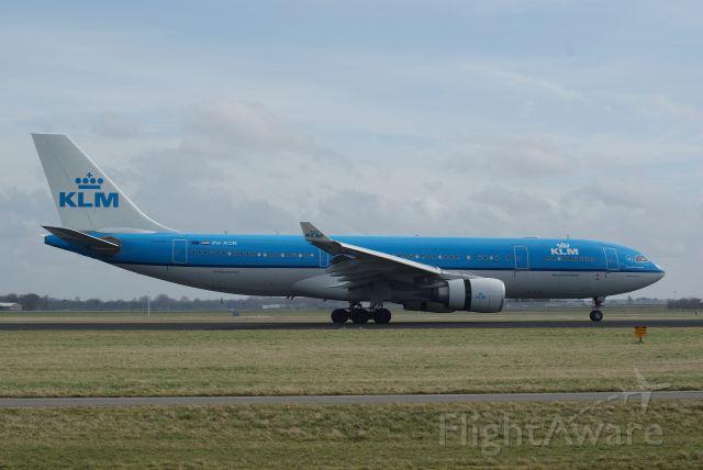 Airbus A330-200 (PH-AON) - KLM A330-203 cn925