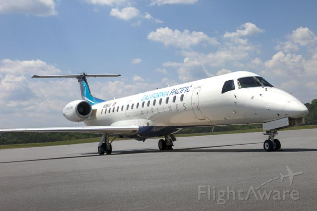 Embraer ERJ-145 (N286SK) - California Pacific Airlines at operational headquarters in Kennesaw, GA