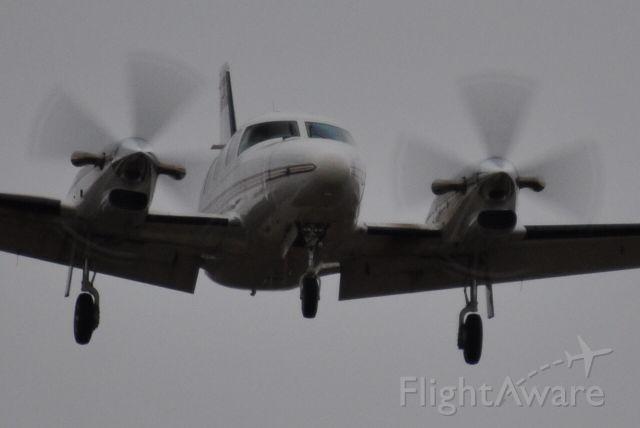 Piper Navajo — - Piper Cheyenne PA-31T
