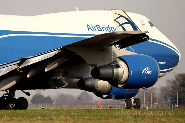 Boeing 747-400 (VQ-BFX)
