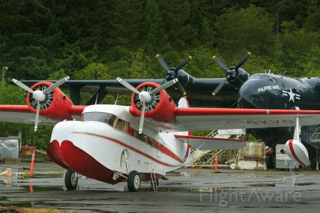 Grumman Goose (C-GYVG)