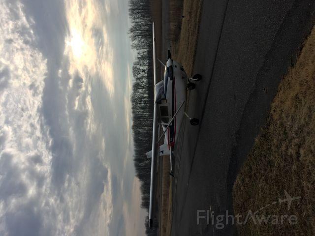 Cessna Skyhawk (N7549X)