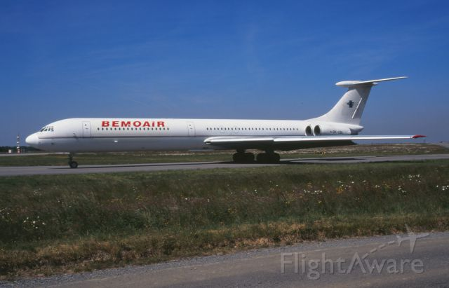 Ilyushin Il-62 (OK-OBL)